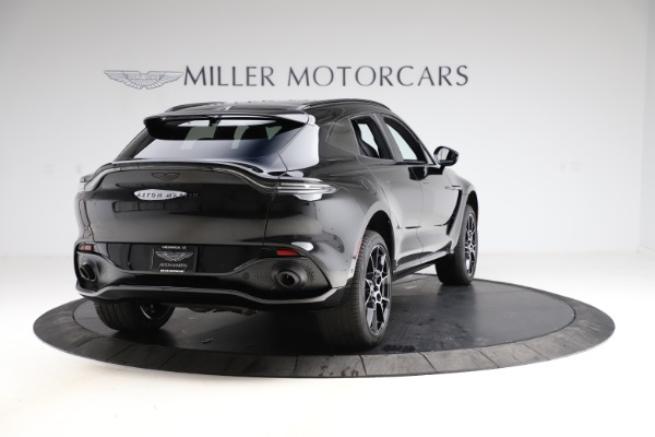 New 2021 Aston Martin DBX for sale $212,686 at Pagani of Greenwich in Greenwich CT 06830 6
