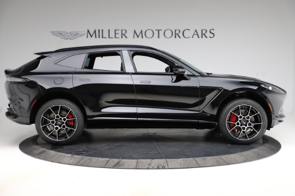 New 2021 Aston Martin DBX for sale $212,686 at Pagani of Greenwich in Greenwich CT 06830 8