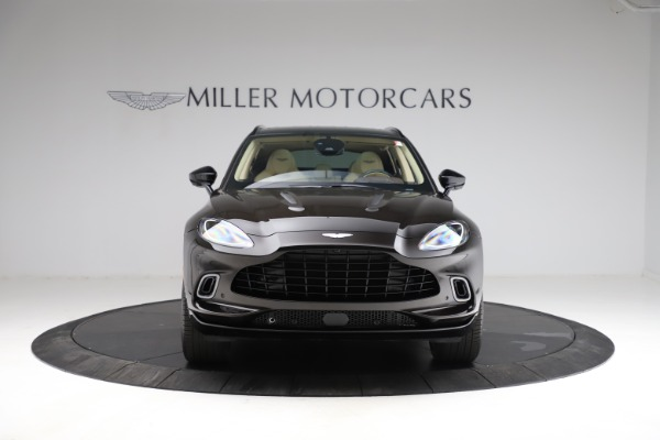 New 2021 Aston Martin DBX for sale $215,386 at Pagani of Greenwich in Greenwich CT 06830 11