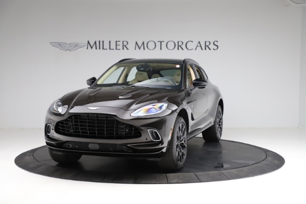 New 2021 Aston Martin DBX for sale $215,386 at Pagani of Greenwich in Greenwich CT 06830 12