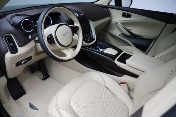 New 2021 Aston Martin DBX for sale $215,386 at Pagani of Greenwich in Greenwich CT 06830 14