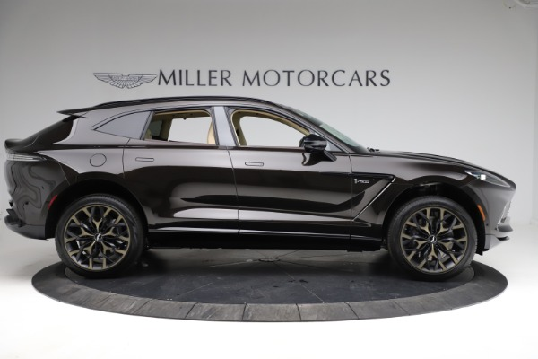 New 2021 Aston Martin DBX for sale $215,386 at Pagani of Greenwich in Greenwich CT 06830 8
