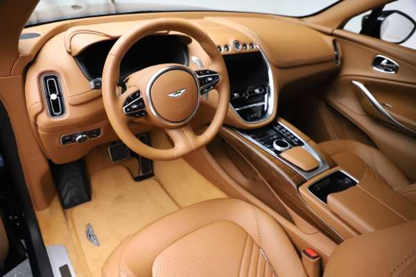 New 2021 Aston Martin DBX SUV for sale $221,386 at Pagani of Greenwich in Greenwich CT 06830 12