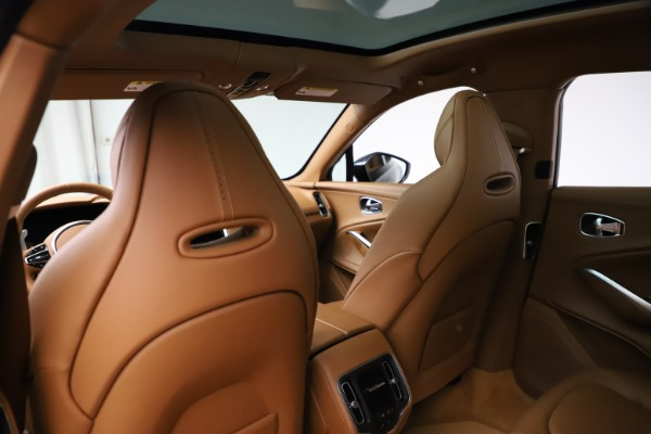 New 2021 Aston Martin DBX SUV for sale $221,386 at Pagani of Greenwich in Greenwich CT 06830 16