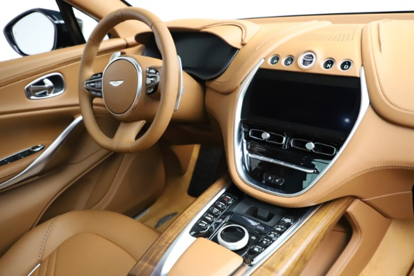 New 2021 Aston Martin DBX SUV for sale $221,386 at Pagani of Greenwich in Greenwich CT 06830 19
