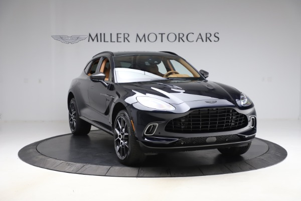 New 2021 Aston Martin DBX SUV for sale $264,386 at Pagani of Greenwich in Greenwich CT 06830 10