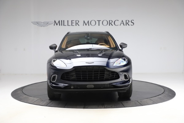New 2021 Aston Martin DBX SUV for sale $264,386 at Pagani of Greenwich in Greenwich CT 06830 11