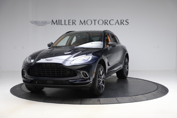 New 2021 Aston Martin DBX SUV for sale $264,386 at Pagani of Greenwich in Greenwich CT 06830 12