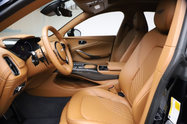 New 2021 Aston Martin DBX SUV for sale $264,386 at Pagani of Greenwich in Greenwich CT 06830 13