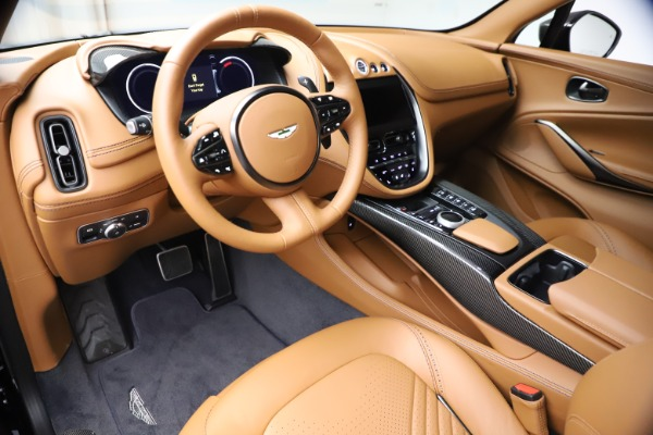 New 2021 Aston Martin DBX SUV for sale $264,386 at Pagani of Greenwich in Greenwich CT 06830 14