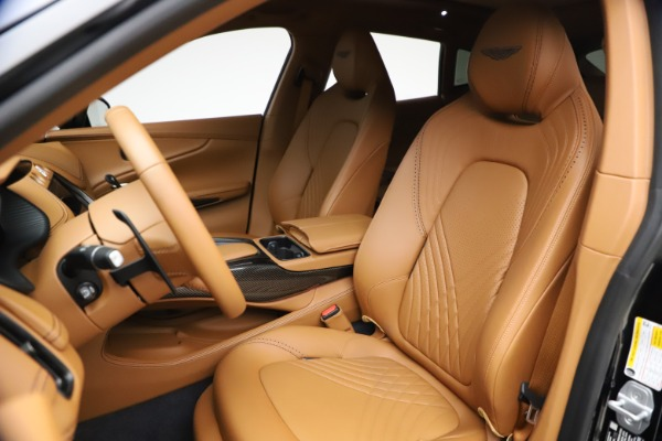 New 2021 Aston Martin DBX SUV for sale $264,386 at Pagani of Greenwich in Greenwich CT 06830 15