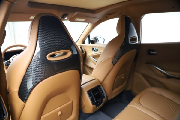 New 2021 Aston Martin DBX SUV for sale $264,386 at Pagani of Greenwich in Greenwich CT 06830 18