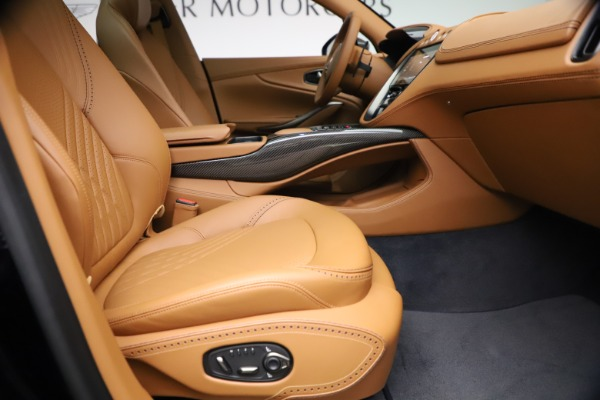 New 2021 Aston Martin DBX SUV for sale $264,386 at Pagani of Greenwich in Greenwich CT 06830 22