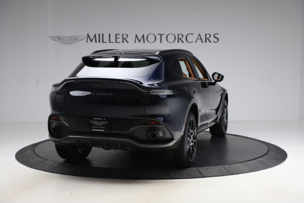 New 2021 Aston Martin DBX for sale $264,386 at Pagani of Greenwich in Greenwich CT 06830 6