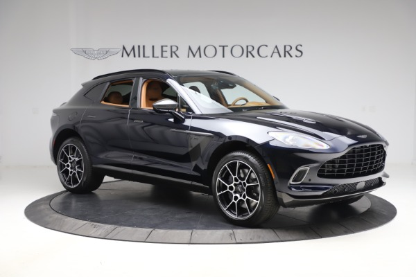 New 2021 Aston Martin DBX SUV for sale $264,386 at Pagani of Greenwich in Greenwich CT 06830 9