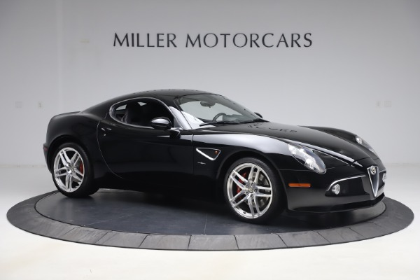 Used 2008 Alfa Romeo 8C Competizione for sale $339,900 at Pagani of Greenwich in Greenwich CT 06830 10