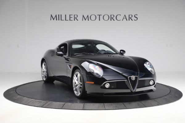 Used 2008 Alfa Romeo 8C Competizione for sale $339,900 at Pagani of Greenwich in Greenwich CT 06830 11