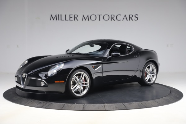 Used 2008 Alfa Romeo 8C Competizione for sale $339,900 at Pagani of Greenwich in Greenwich CT 06830 2