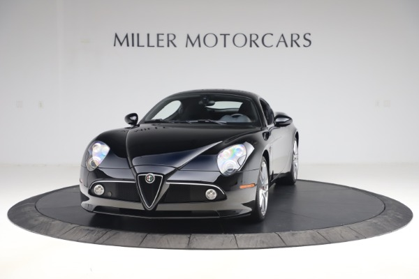 Used 2008 Alfa Romeo 8C Competizione for sale $339,900 at Pagani of Greenwich in Greenwich CT 06830 1