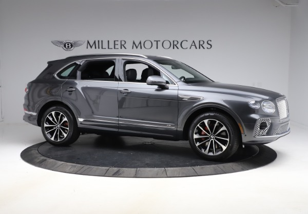 New 2021 Bentley Bentayga V8 for sale $213,720 at Pagani of Greenwich in Greenwich CT 06830 10