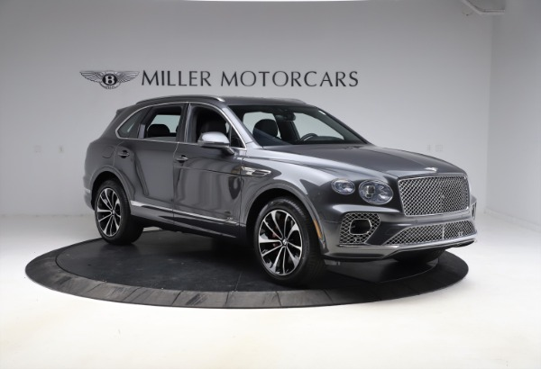 New 2021 Bentley Bentayga V8 for sale Call for price at Pagani of Greenwich in Greenwich CT 06830 11