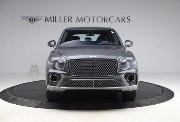 New 2021 Bentley Bentayga V8 for sale Call for price at Pagani of Greenwich in Greenwich CT 06830 12