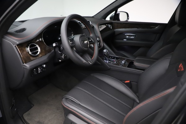 New 2021 Bentley Bentayga V8 for sale Call for price at Pagani of Greenwich in Greenwich CT 06830 19