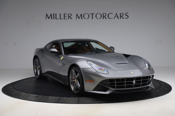 Used 2017 Ferrari F12 Berlinetta for sale $269,900 at Pagani of Greenwich in Greenwich CT 06830 11