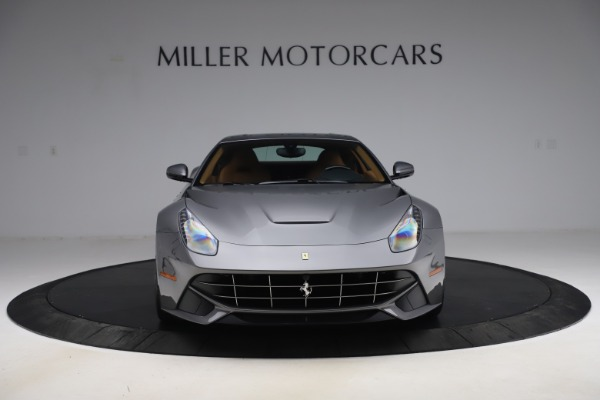 Used 2017 Ferrari F12 Berlinetta for sale $269,900 at Pagani of Greenwich in Greenwich CT 06830 12