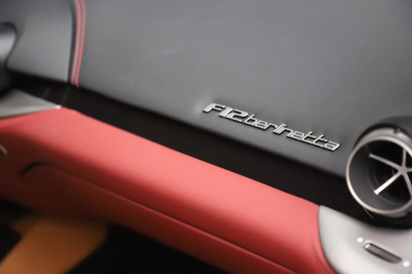 Used 2017 Ferrari F12 Berlinetta for sale $269,900 at Pagani of Greenwich in Greenwich CT 06830 25