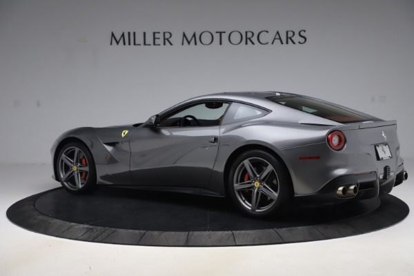 Used 2017 Ferrari F12 Berlinetta for sale $269,900 at Pagani of Greenwich in Greenwich CT 06830 4