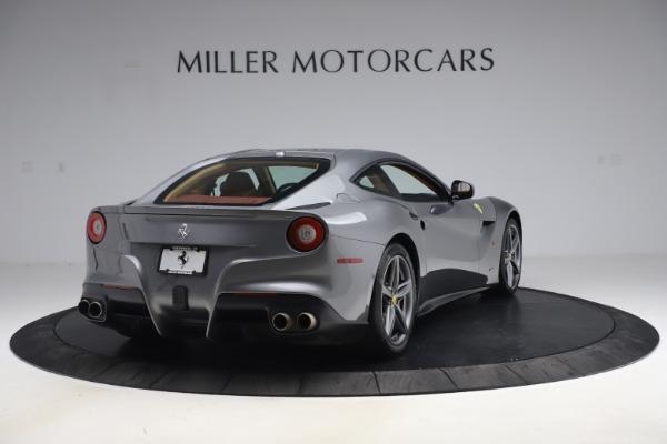 Used 2017 Ferrari F12 Berlinetta for sale $269,900 at Pagani of Greenwich in Greenwich CT 06830 7