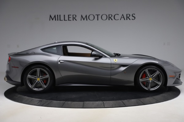 Used 2017 Ferrari F12 Berlinetta for sale $269,900 at Pagani of Greenwich in Greenwich CT 06830 9