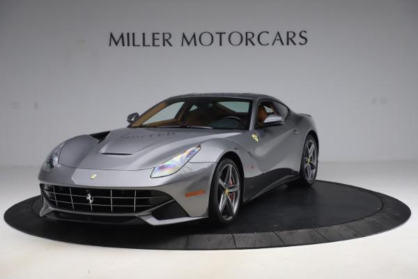 Used 2017 Ferrari F12 Berlinetta for sale $269,900 at Pagani of Greenwich in Greenwich CT 06830 1
