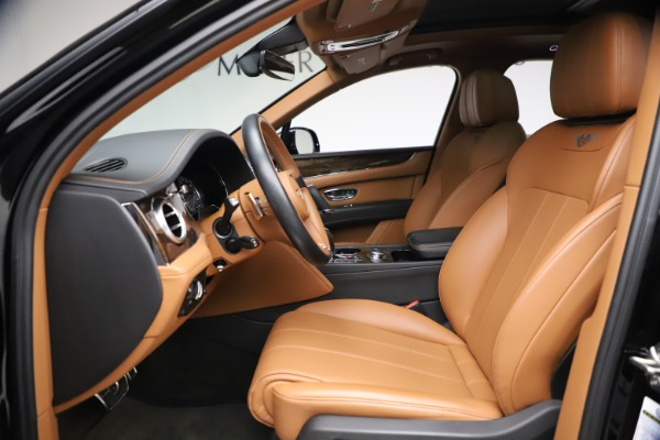 Used 2018 Bentley Bentayga Onyx Edition for sale $144,900 at Pagani of Greenwich in Greenwich CT 06830 13