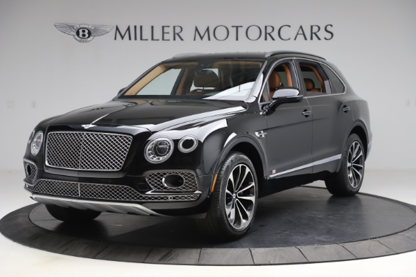 Used 2018 Bentley Bentayga Onyx Edition for sale $144,900 at Pagani of Greenwich in Greenwich CT 06830 2