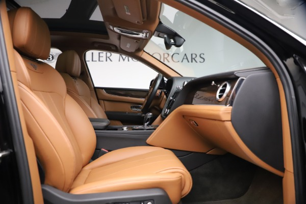 Used 2018 Bentley Bentayga Onyx Edition for sale $147,900 at Pagani of Greenwich in Greenwich CT 06830 21