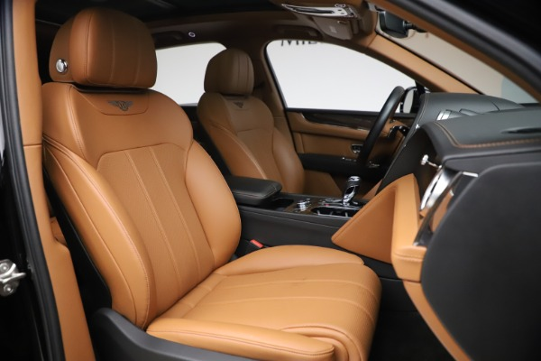 Used 2018 Bentley Bentayga Onyx Edition for sale $147,900 at Pagani of Greenwich in Greenwich CT 06830 22