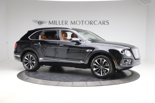 Used 2018 Bentley Bentayga Onyx Edition for sale $147,900 at Pagani of Greenwich in Greenwich CT 06830 6