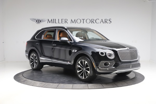 Used 2018 Bentley Bentayga Onyx Edition for sale $147,900 at Pagani of Greenwich in Greenwich CT 06830 7