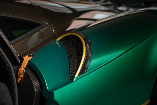 Used 2017 Pagani Huayra BC for sale Call for price at Pagani of Greenwich in Greenwich CT 06830 13