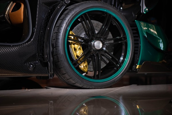 Used 2017 Pagani Huayra BC for sale Call for price at Pagani of Greenwich in Greenwich CT 06830 14