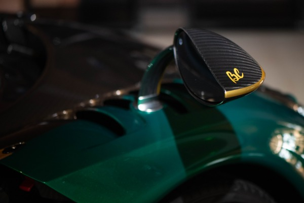 Used 2017 Pagani Huayra BC for sale Call for price at Pagani of Greenwich in Greenwich CT 06830 15