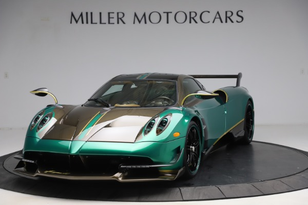 Used 2017 Pagani Huayra BC for sale Call for price at Pagani of Greenwich in Greenwich CT 06830 16