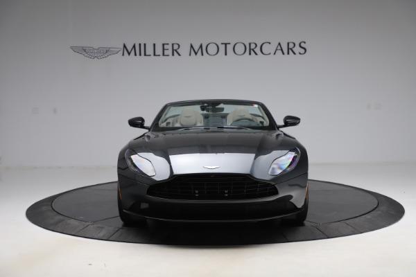 New 2021 Aston Martin DB11 Volante Convertible for sale $270,386 at Pagani of Greenwich in Greenwich CT 06830 10