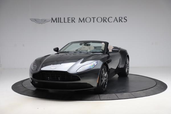 New 2021 Aston Martin DB11 Volante Convertible for sale $270,386 at Pagani of Greenwich in Greenwich CT 06830 11