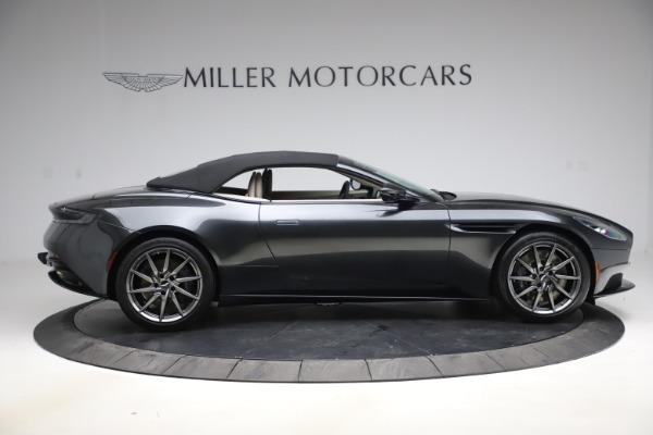 New 2021 Aston Martin DB11 Volante Convertible for sale $270,386 at Pagani of Greenwich in Greenwich CT 06830 15