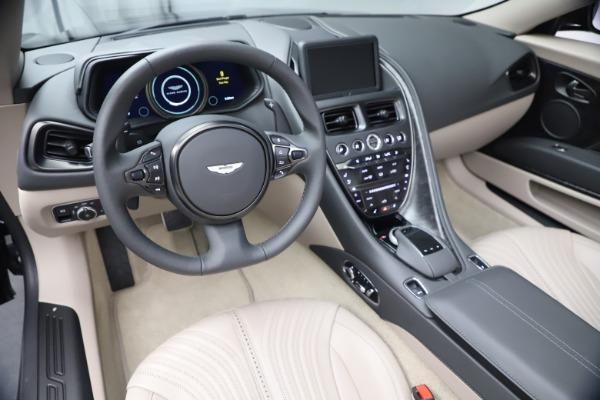 New 2021 Aston Martin DB11 Volante Convertible for sale $270,386 at Pagani of Greenwich in Greenwich CT 06830 19
