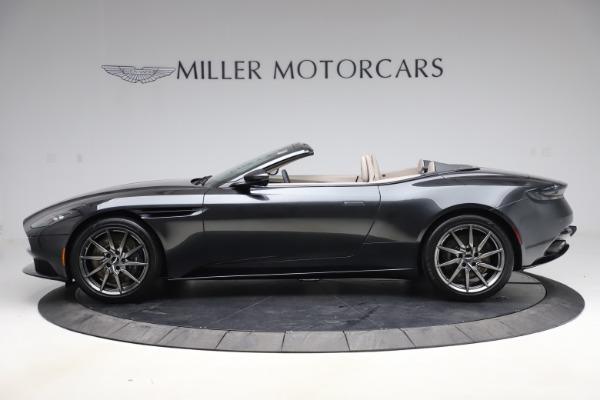 New 2021 Aston Martin DB11 Volante Convertible for sale $270,386 at Pagani of Greenwich in Greenwich CT 06830 2