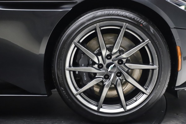 New 2021 Aston Martin DB11 Volante Convertible for sale $270,386 at Pagani of Greenwich in Greenwich CT 06830 26